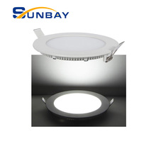 6 inch 12w round led panel packing customized