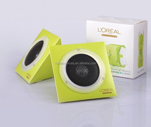 Gift Foldable Cardboard Box Paper with without Wireless Bluetooth Speaker