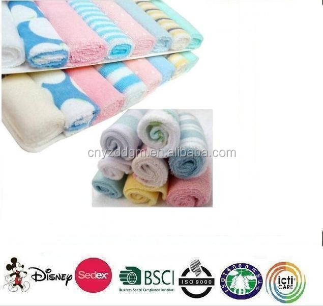Soft Baby Cloth Washing Bath Shower Wipe Towel