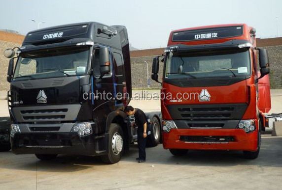 SINOTRUCK HOWO A7 6X4 Tractor Truck Head/Camiones Chinos SINOTRUCK Truck