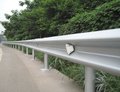 4320*85mm width steel protective guard rail 2 wave beam