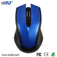 JRD WM04 electronic accessories ergonomic optical usb mouse 2.4ghz wireless mice