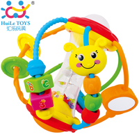 2017 Huile Toys Baby Plastic Baby