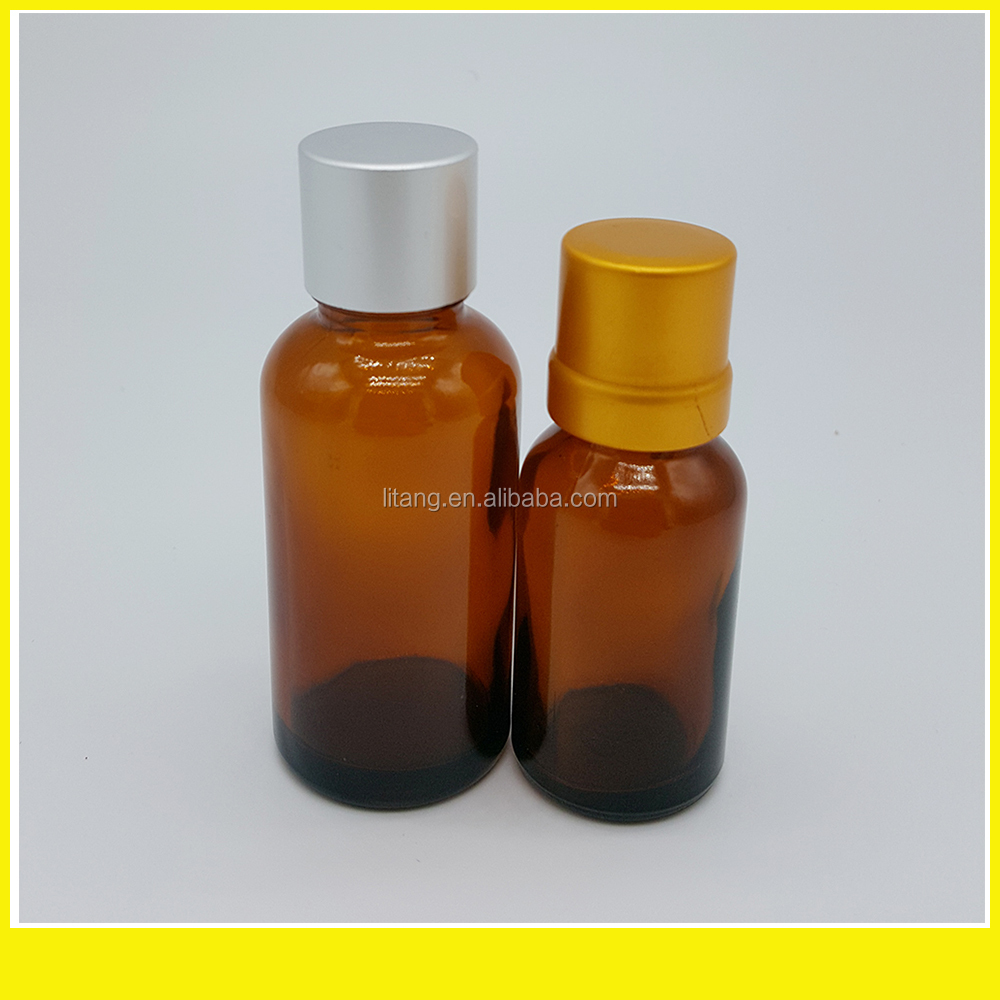 30ml glass bottle for maple syrup in amber color wholesale