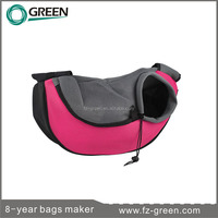hot sale new designed pet shoulder bag dog cat carrier