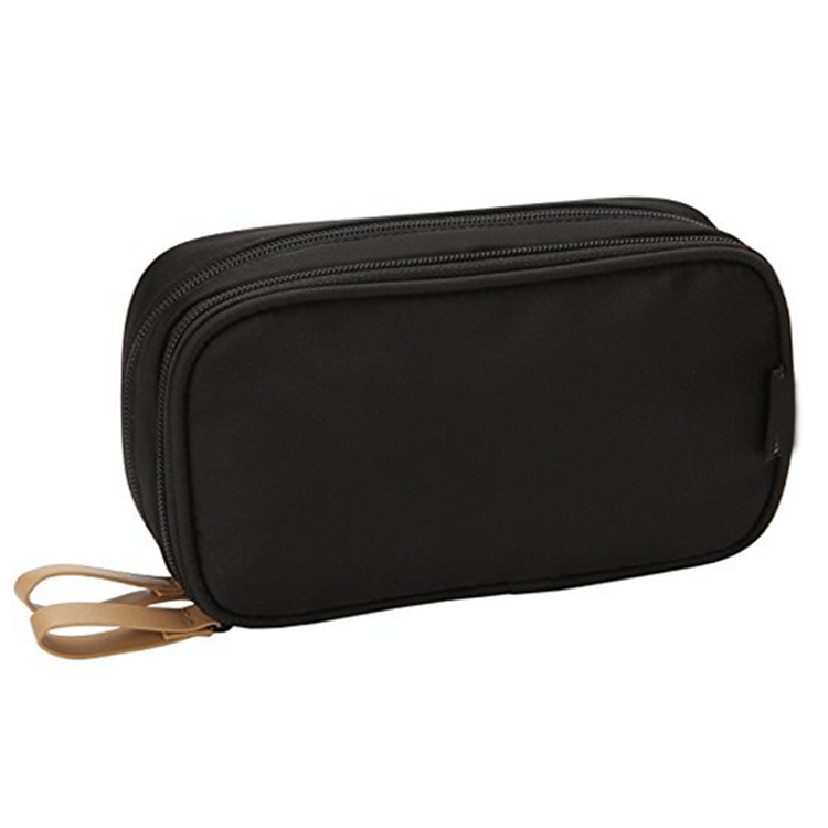 Portable storage wholesale custom makeup toiletry bag cosmetic pouch bag
