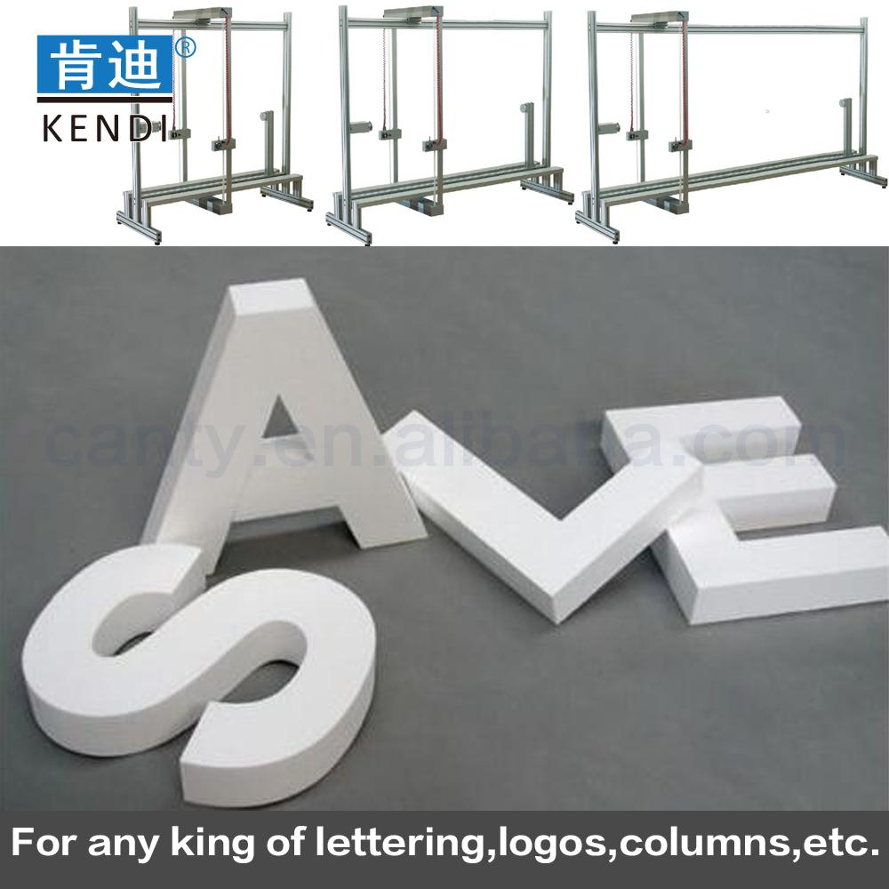 Cnc Hot Wire Foam Cutter Styrofoam Cutting Machine - Buy Foam Cutter ...