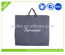 Uniform non-woven dust free garment bag / suit cover