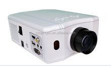 12v DC power supply mini pocket led projector(SV-856)