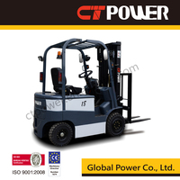 Four wheel Electrical Forklift CT Power