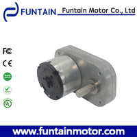 Electric dc gear motor for Outdoor Rotating Bbq Grill,Charcoal Rotisserie, Funtain 38F520
