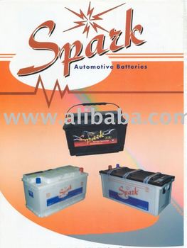 Car Battery DC MF