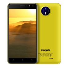 CAGABI Free Sample Low Price China Mobile Phone Android 7.0 Unlocked Smart Phone 5 inch Auto Focus Flashlights Leagoo M5