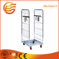Cargo Storage Transport Roll Cage