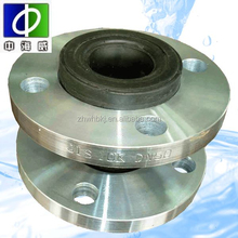 floating flange rubber expansion joints concrete