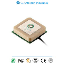 Hot sale 1575.42MHz Many Cars Suitable RF1.13 Cable gps chip embedded internal antenna