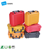 IP67 watertight shockproof plastic instrument carrying hard case with handle