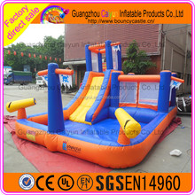 Kids Playground Outdoor Commercial Inflatable Water Slides