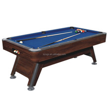 Chinese factory Double Star russian billiard table billiard for indoor