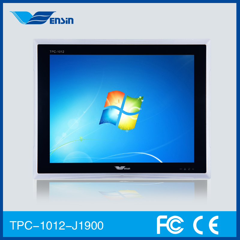 Cheap Import Products 12 Inch TPC-1012-E3845/J1900 Full Touch Screen Tablet PC Computer