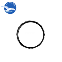 Truck suspension parts Flywheel and gear ring assembly