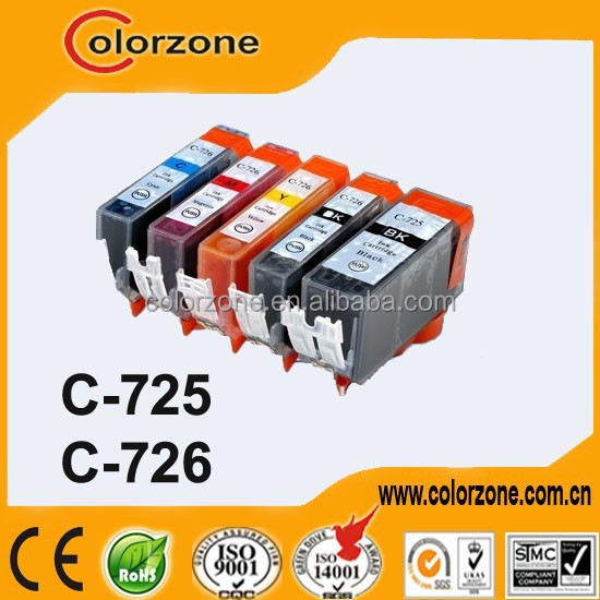compatible Ink Cartridge For Canon IX6560
