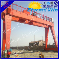 Gantry used derrick crane for sale