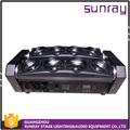 Wholesale Price High Brightness 8Pcs 12W Led 4 In 1 Rgbw 6/12 Channels Moving Head Stage Spider Laser Light