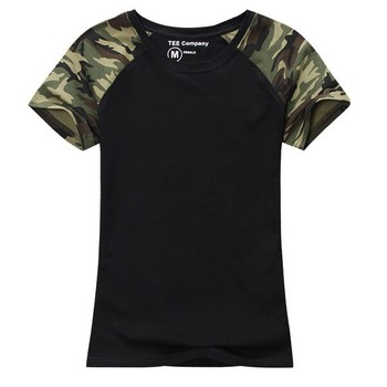 Wholesale raglan sleeve t shirt custom 100 cotton short for Discount custom t shirts no minimum