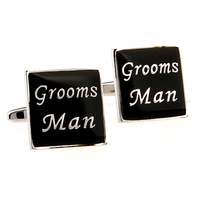 Wholesale Silver Enamel Mens Wedding Use