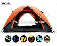Professional manufacture factory directly car roof tent
