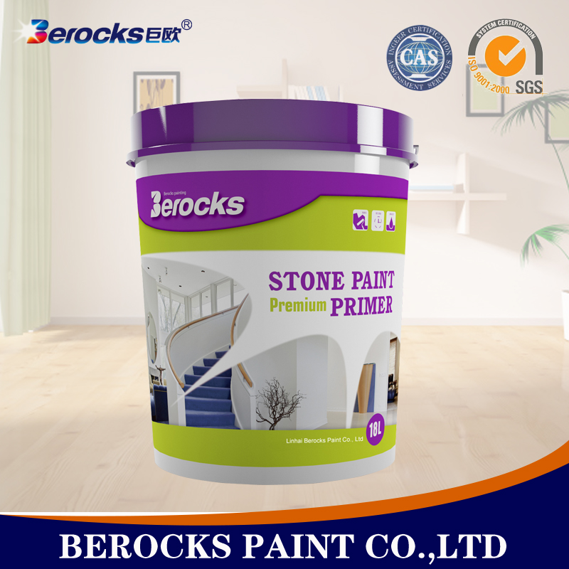 stone effect paint/ decoration paint/fleck stone spray paint