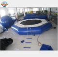 Inflatable trampoline inflatable water trampoline inflatable water games