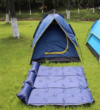 Quick Automatic Opening 4-5 Person Tent Camping Framed Double Layer Outdoor tent