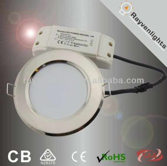 SAA LED Lamp 12W LED downlight with 90mm cut out for LED Home/Hotel Lighting led