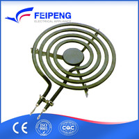 Hot sale Oven Coil tube heater Parts heating tube coil heater element