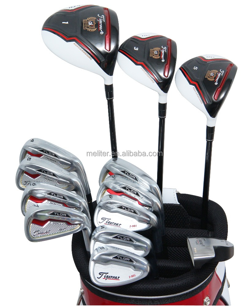 Forge Golf Iron Set