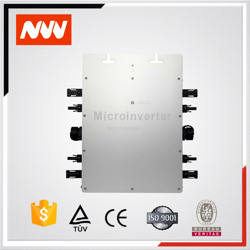 DC to AC Inverter Single Phase Solar Inverter 1.2KW Power Converter