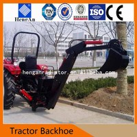 Chinese Cheap Backhoe Loader For Sales