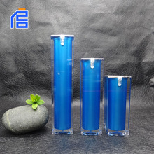 Airless Plastic Bottle Cosmetics Containers,plastic bottle for sale