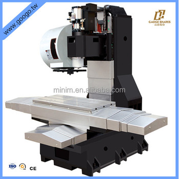 vertical CNC milling machine frame VMC650L machine body