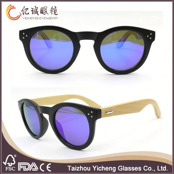 hot new products wooden bamboo temple eyewear