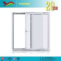 2016 hot sale good quality flexible designs energy saving slat sliding door