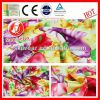 2015 wholesale new design hawaiian fabric flower