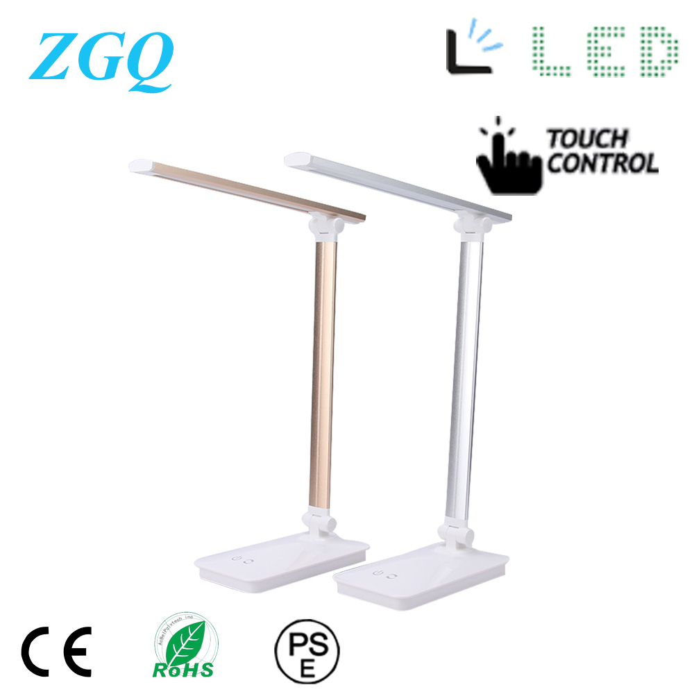 2017 New Led Table <strong>Lamp</strong> Dimmable Reading <strong>Lamp</strong> With USB Port Desk Light