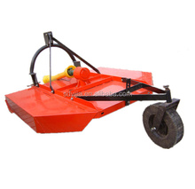 Adjustable height mini Grass Cutting Slasher for tractor