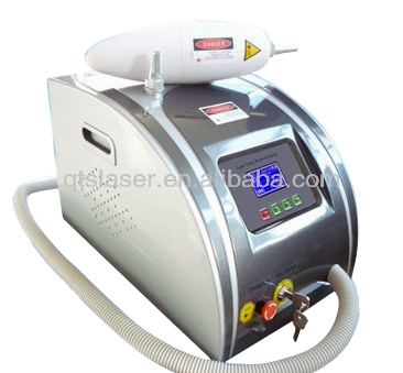 freckle removal/tattoo removal q switched ophthalmic yag laser