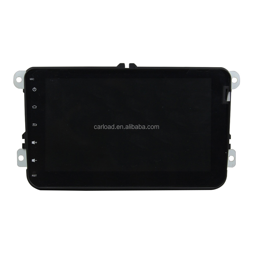 VW car with 2 din car dvd gps for android vw without DVD loader