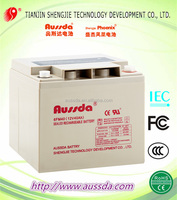 Sealed 12V 40ah Deep cycle storage battery
