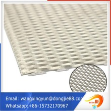 all kinds of aluminum expanded metal mesh|louver meshes